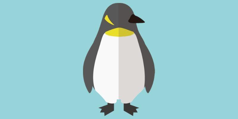 ペンギン1匹