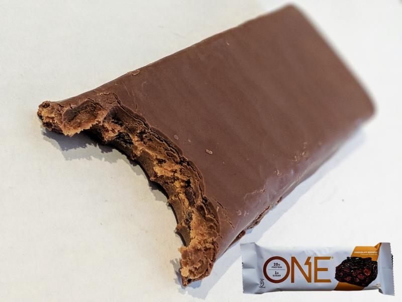 ONEバーチョコレートブラウニー風味