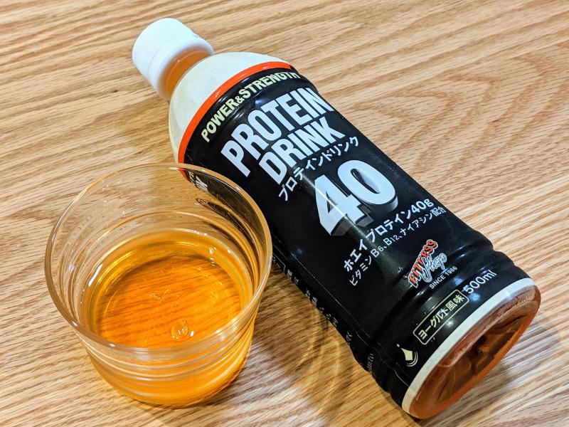 プロテインドリンク40ヨーグルト風味