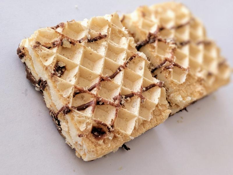 マイプロテインウエハースクッキー&クリーム味
