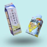 ザバスミルクプロテインと牛乳の栄養成分を比較