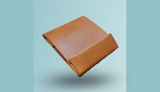 【アブラサス「薄い財布」レビュー】キャッシュレス化時代に最適【abrAsus】