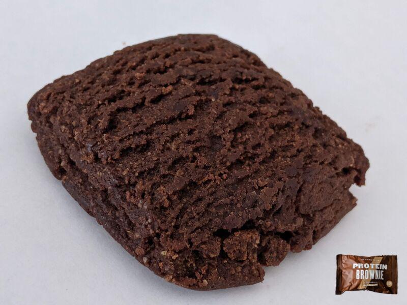 マイプロテイン「プロテインブラウニー」チョコレートチップ味