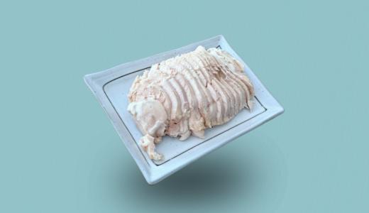 【低温調理で簡単激ウマ】鶏胸肉を炊飯器の保温機能を使ってしっとり柔らかく調理する方法【たんぱく質補給源の主役】