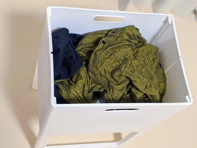 ACOT(アコット)バスケット洗濯物干しに便利