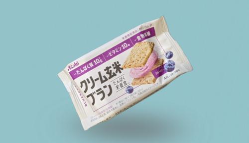 アサヒクリーム玄米ブラン
