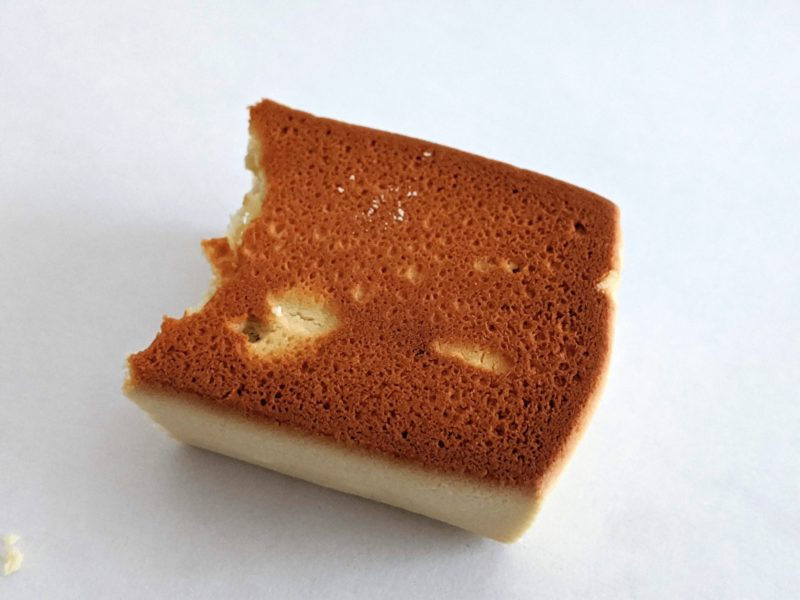 inバープロテインベイクドチーズ