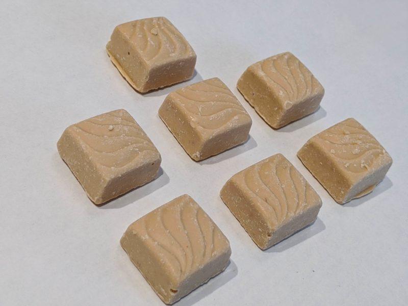 ライザッププロテインクランチチョコキャラメルテイスト