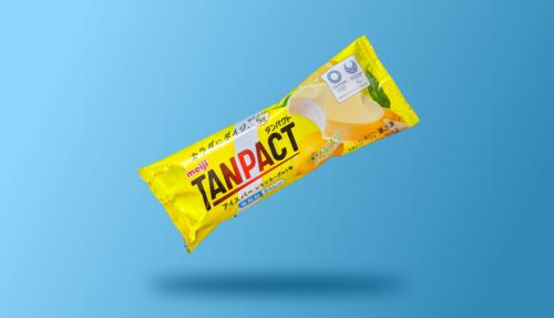タンパクトアイスバーレモンヨーグルト味