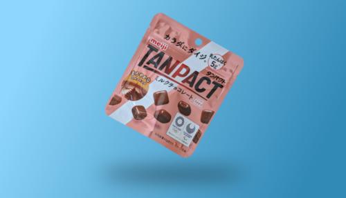 タンパクトミルクチョコレート