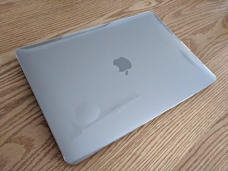 MacBook Airクリアカバー