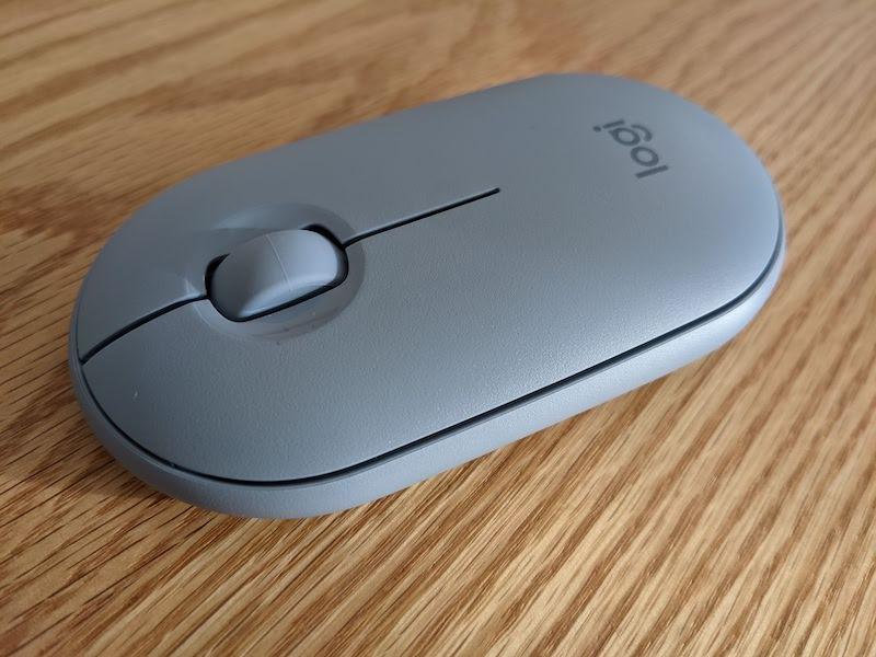 ロジクール「Pebble」Bluetoothマウス